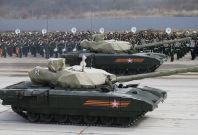 Russia\'s new T-14 Armata tank
