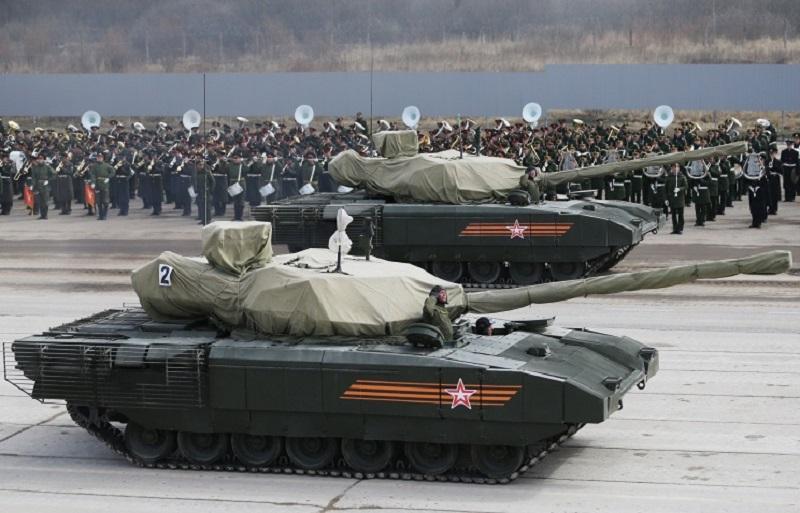 Russia's new T-14 Armata tank
