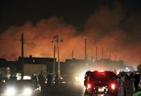 Attack on Khartoum arms warehouse