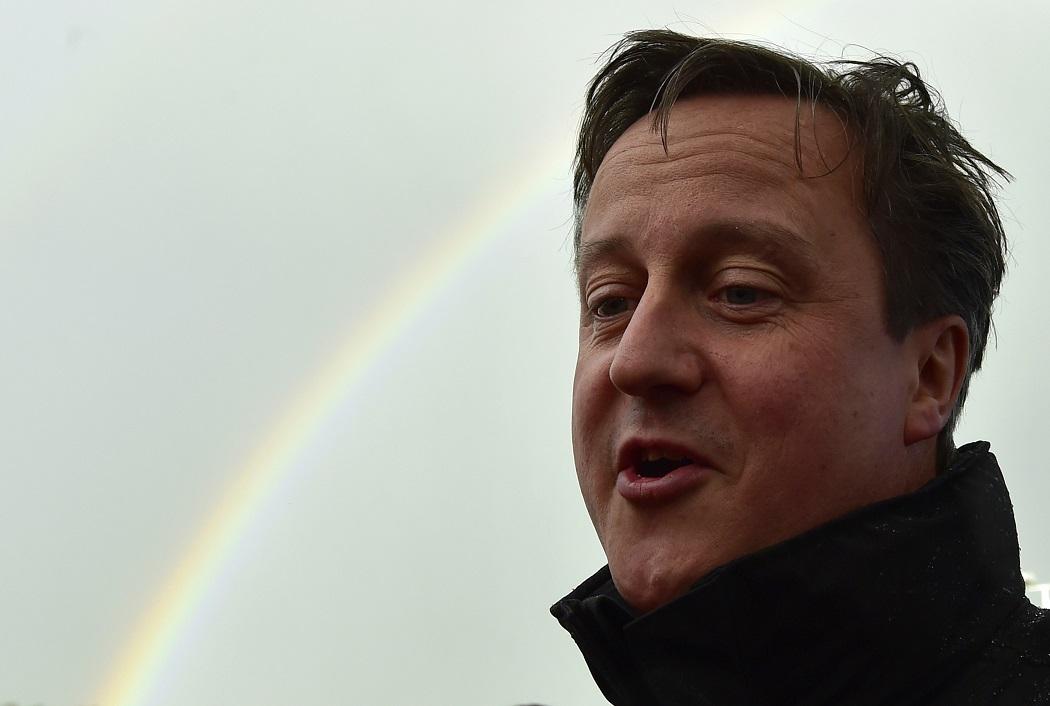 David Cameron Election Campaign