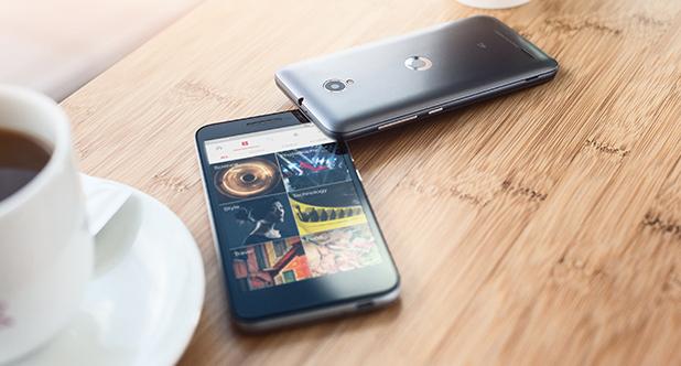Vodafone Smart Prime 6 90 Pounds smartphone