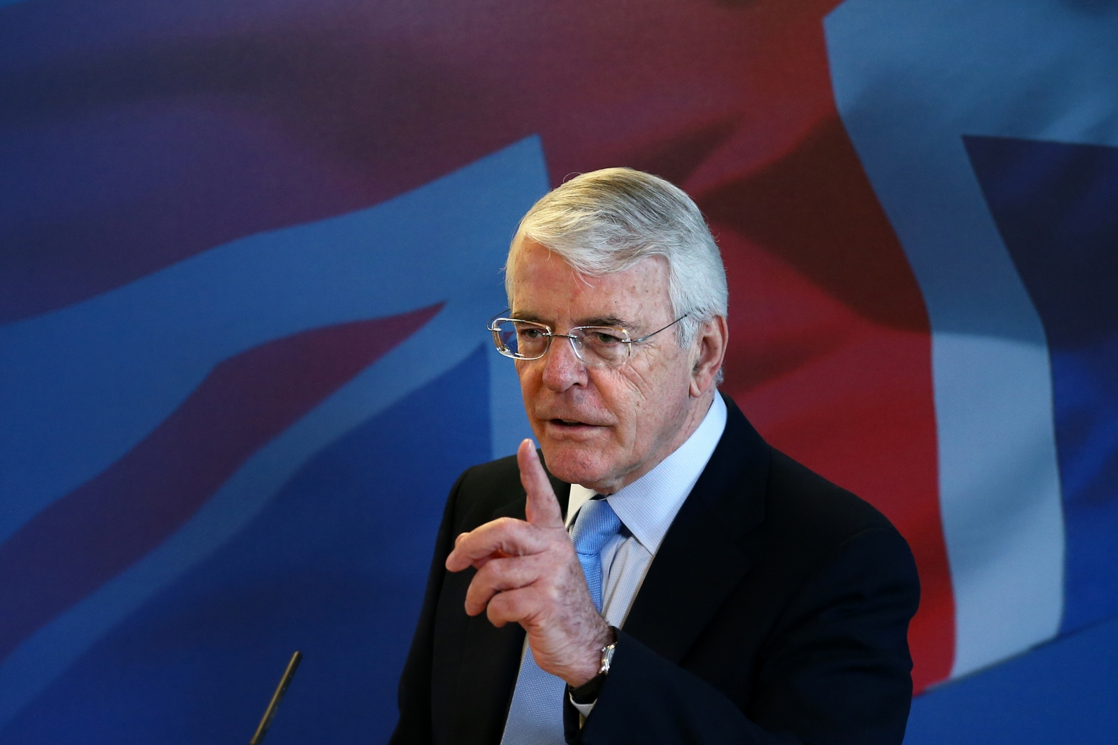 Brexit: Sir John Major says 'perfectly credible' case for second referendum