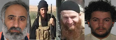 US announces bounty for Isis leaders
