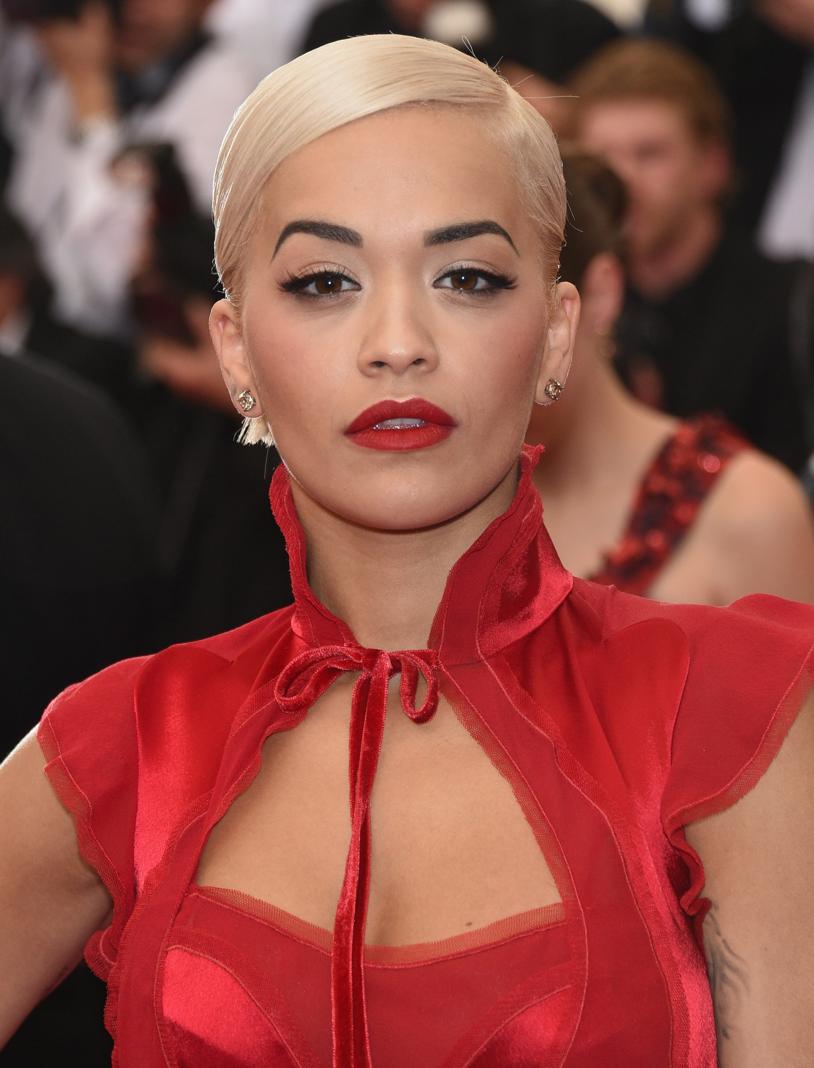 Rita Ora The X Factor UK judge