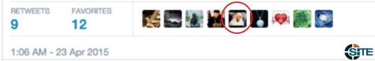 Terror tweet 6
