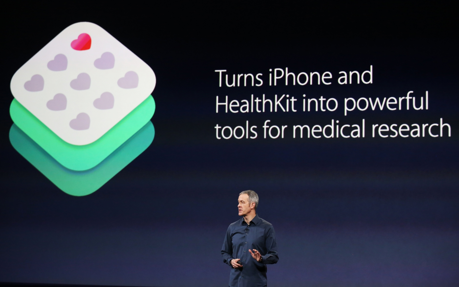Apple iOS Research Kit