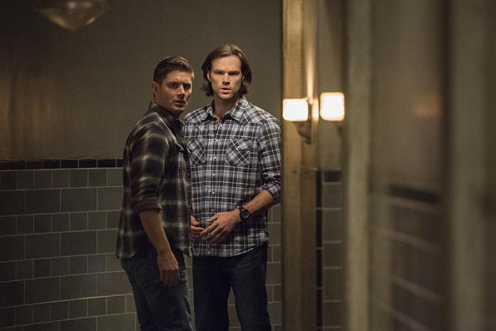 Supernatural season 10 episode 21