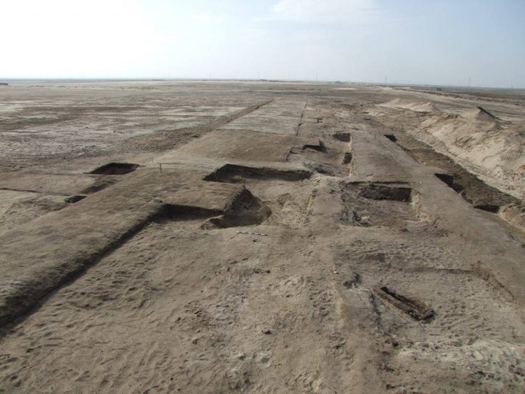 ancient Egyptian army headquarters