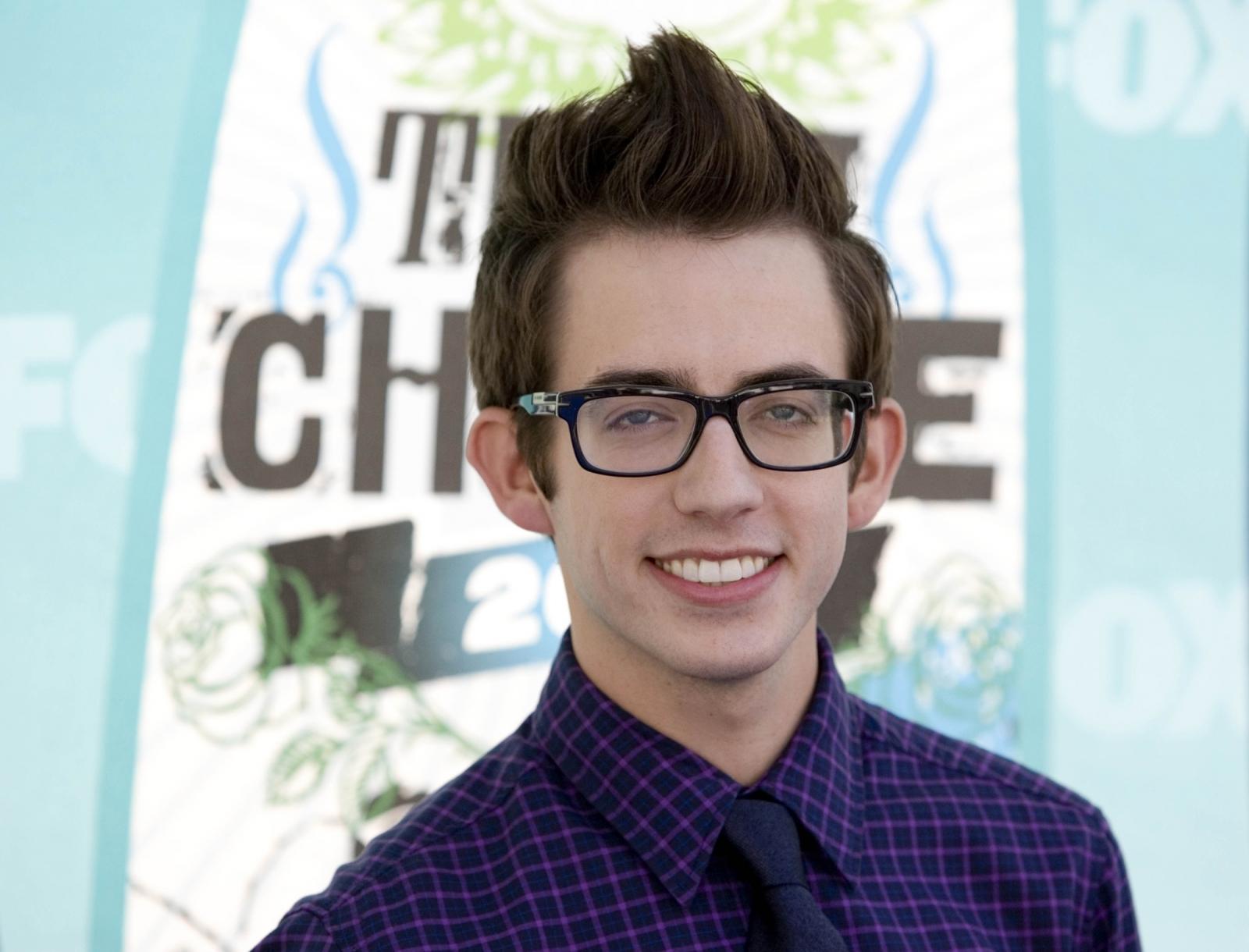 Kevin McHale,Glee
