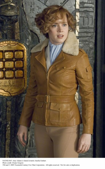 Amy Adams in Night at the Museum