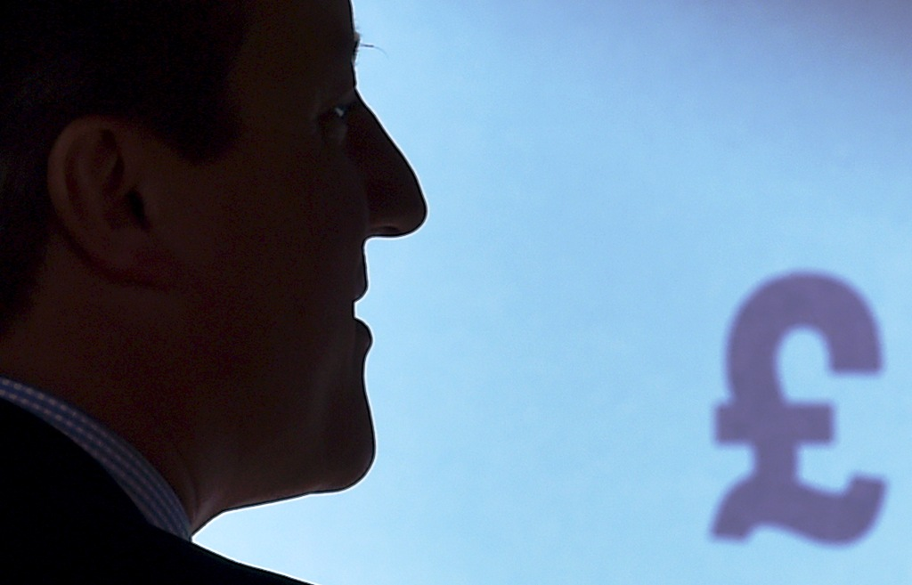 David Cameron and British Pound