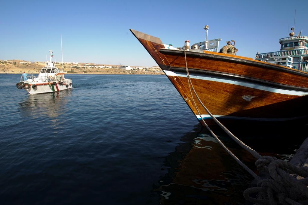 Kalantari Port, Chabahar, Iran