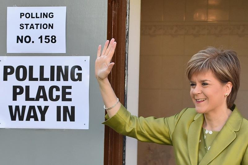 Sturgeon voting