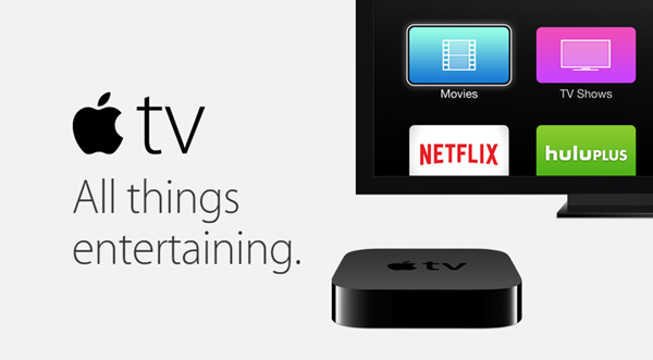 Apple TV gets a long list of new channels in the US, UK