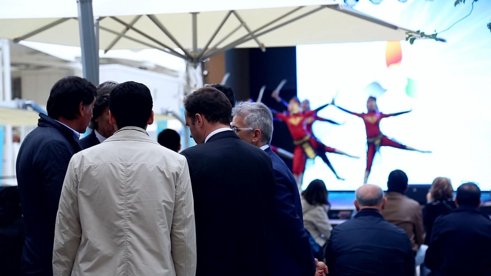 Expo Milano 2015: Business