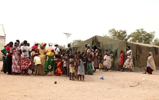 Kidnapped women raped by Boko Haram