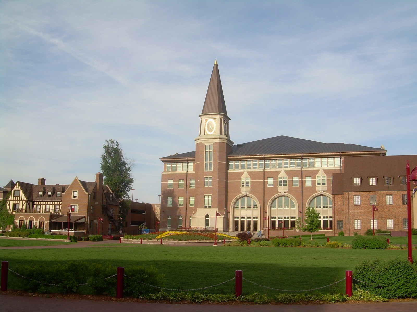 University of Denver in lockdown