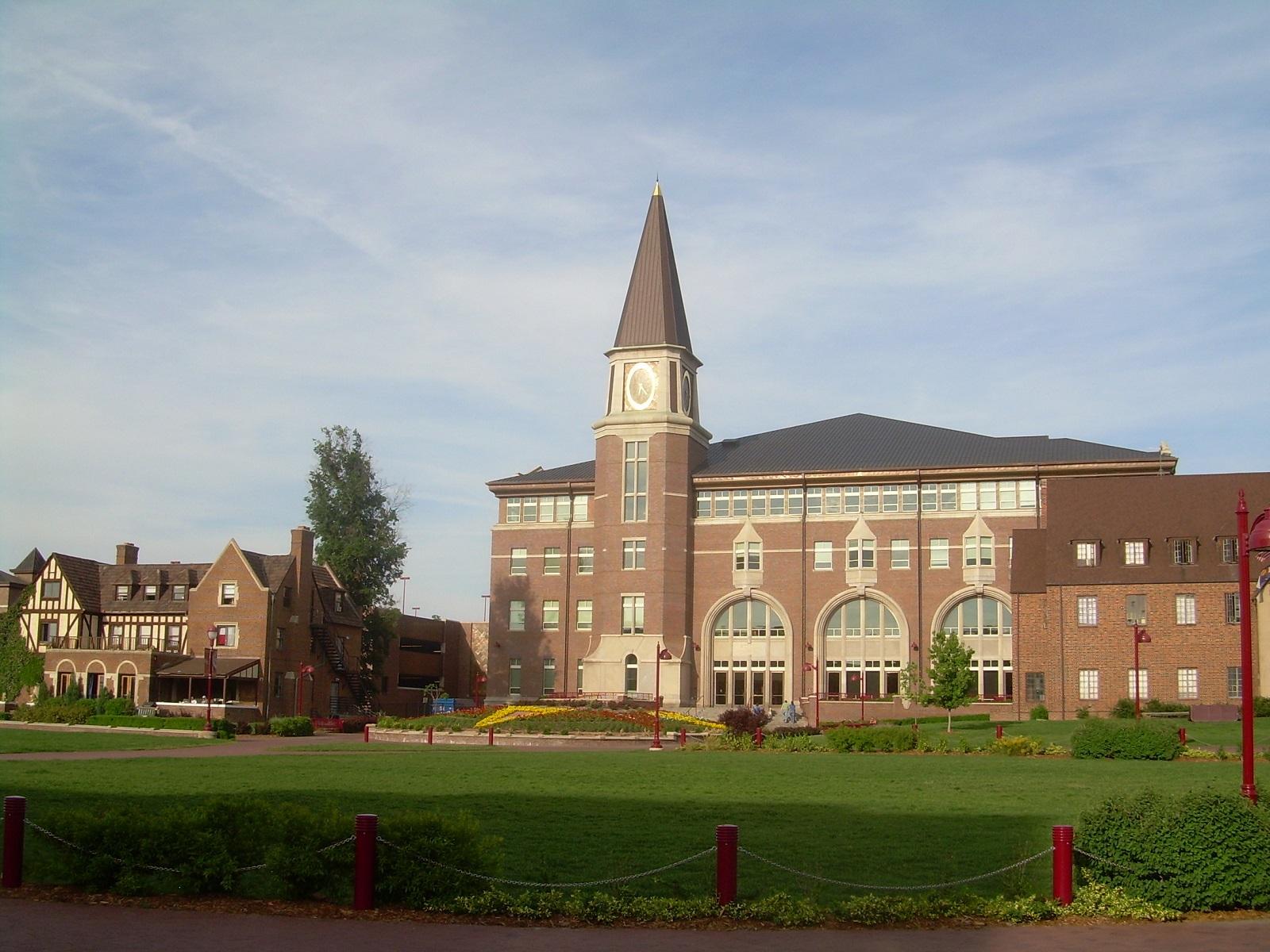 University of Denver in lockdown