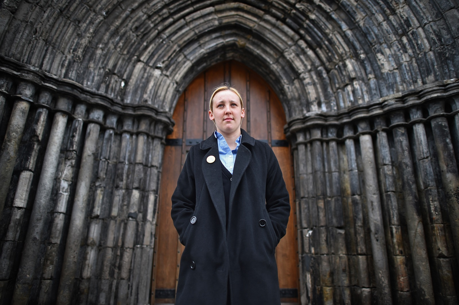 Mhairi Black of the SNP