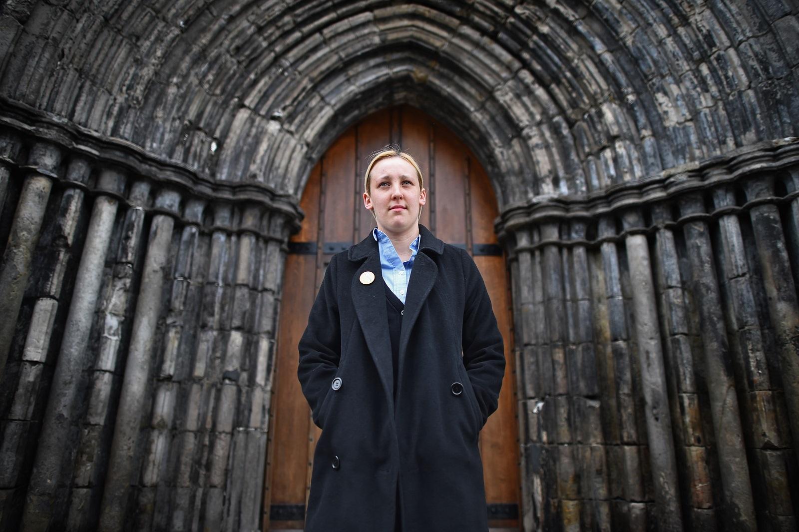 Mhairi Black of the SNP