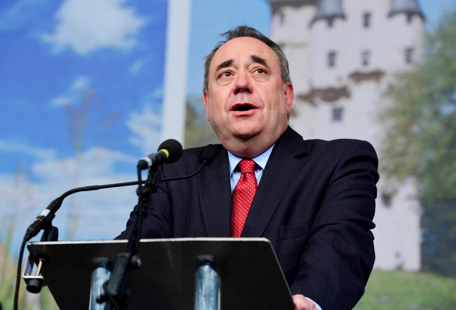 Alex Salmond SNP