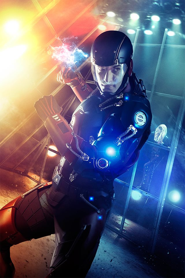 Arrow- Flash Spinoff