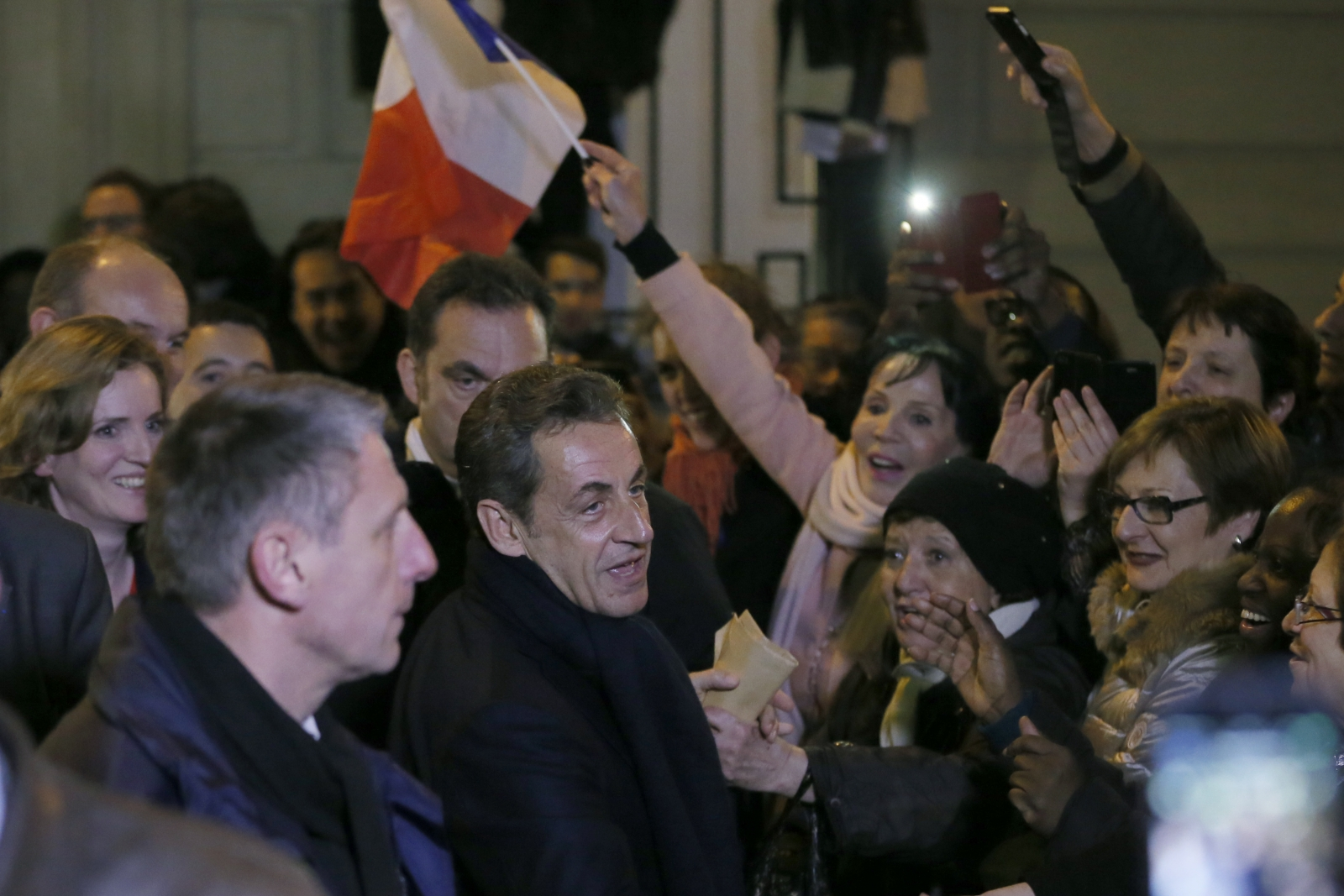 Sarkozy UMP party