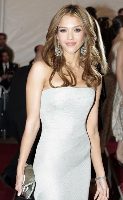 4.Jessica Alba