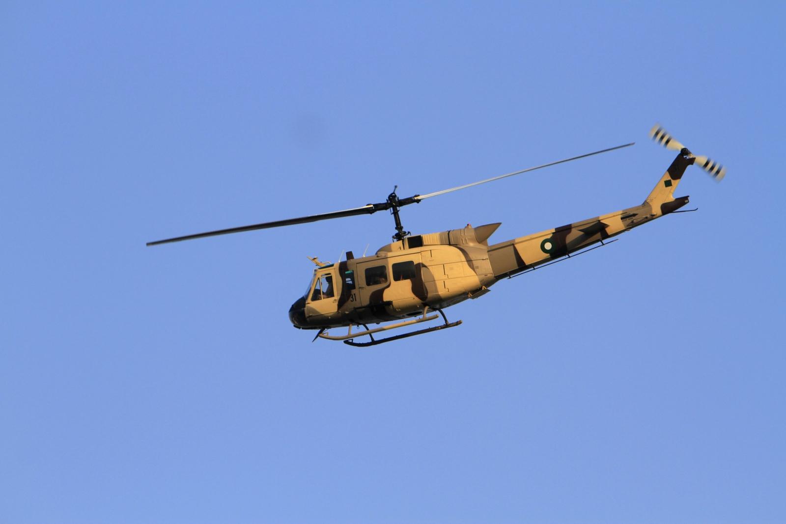 Pakistan helicopter crash