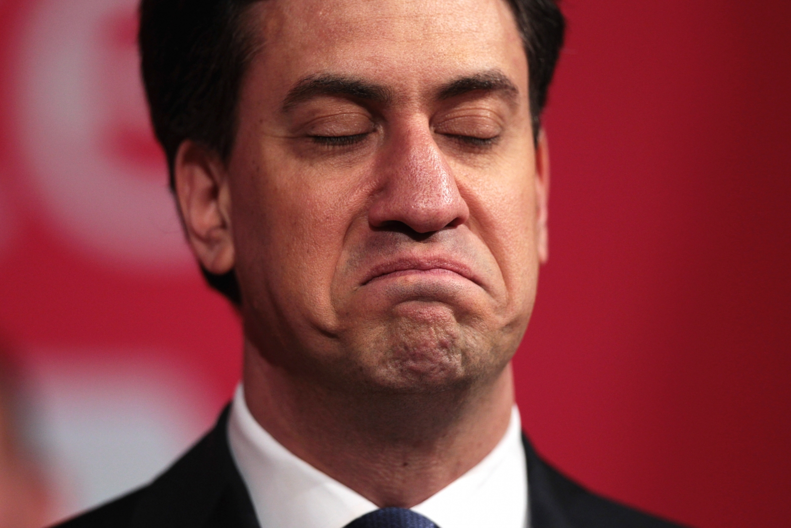 Ed Miliband Labour