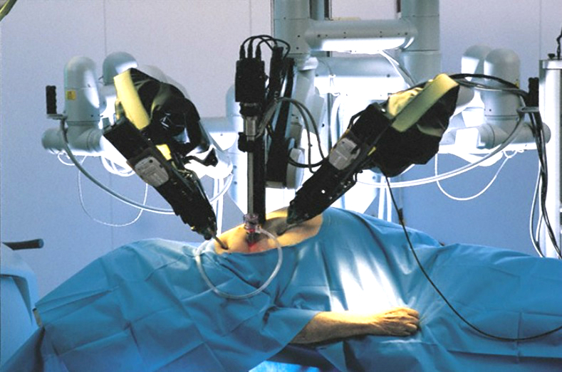 surgical robot hackers telerobots