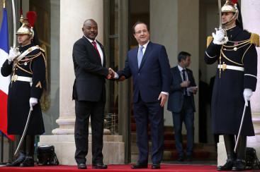 Burundi European Union France
