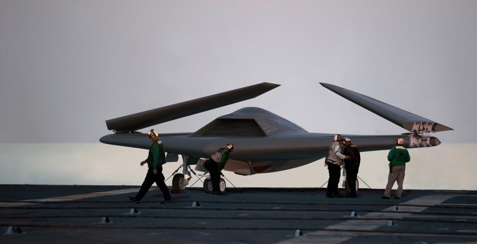 Lockheed Martin drone