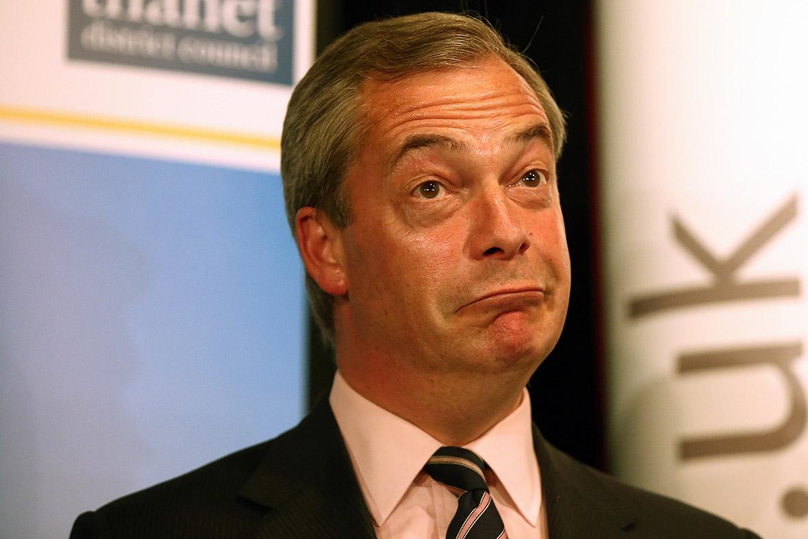 Former Ukip leader Nigel Farage quits party | Shropshire Star