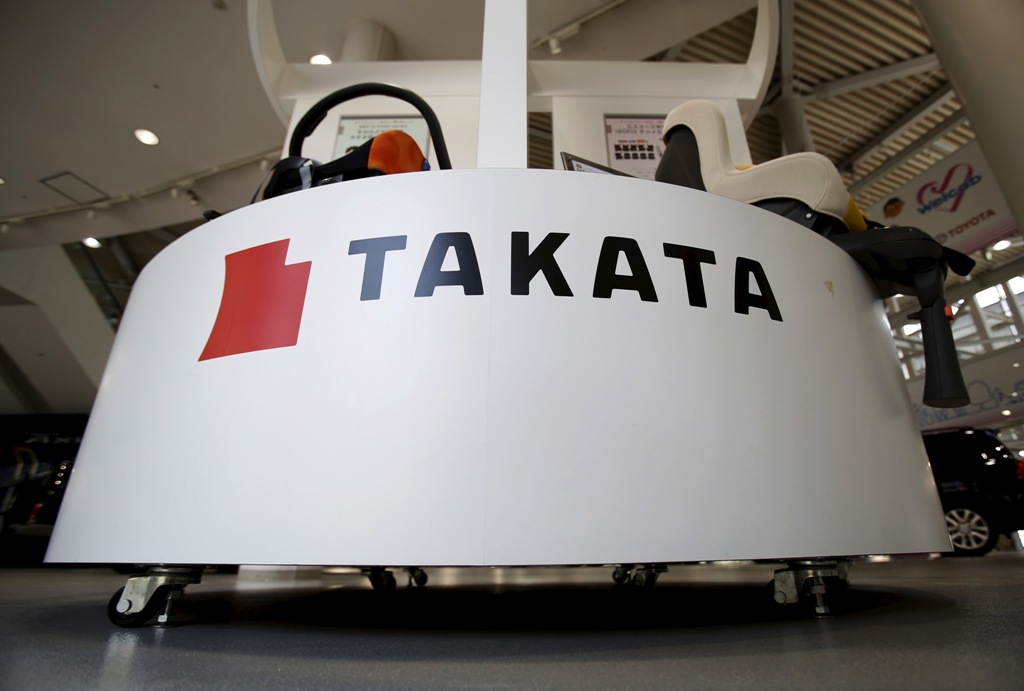 Takata Forecasts Profit For Current Fiscal