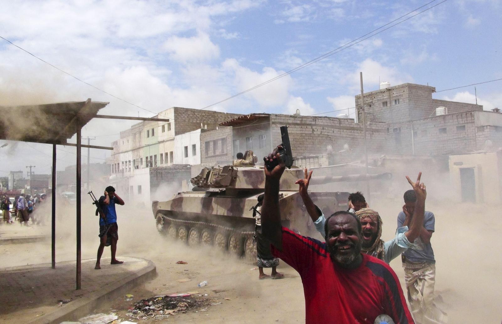 Yemen Saudi Arabia Houthis