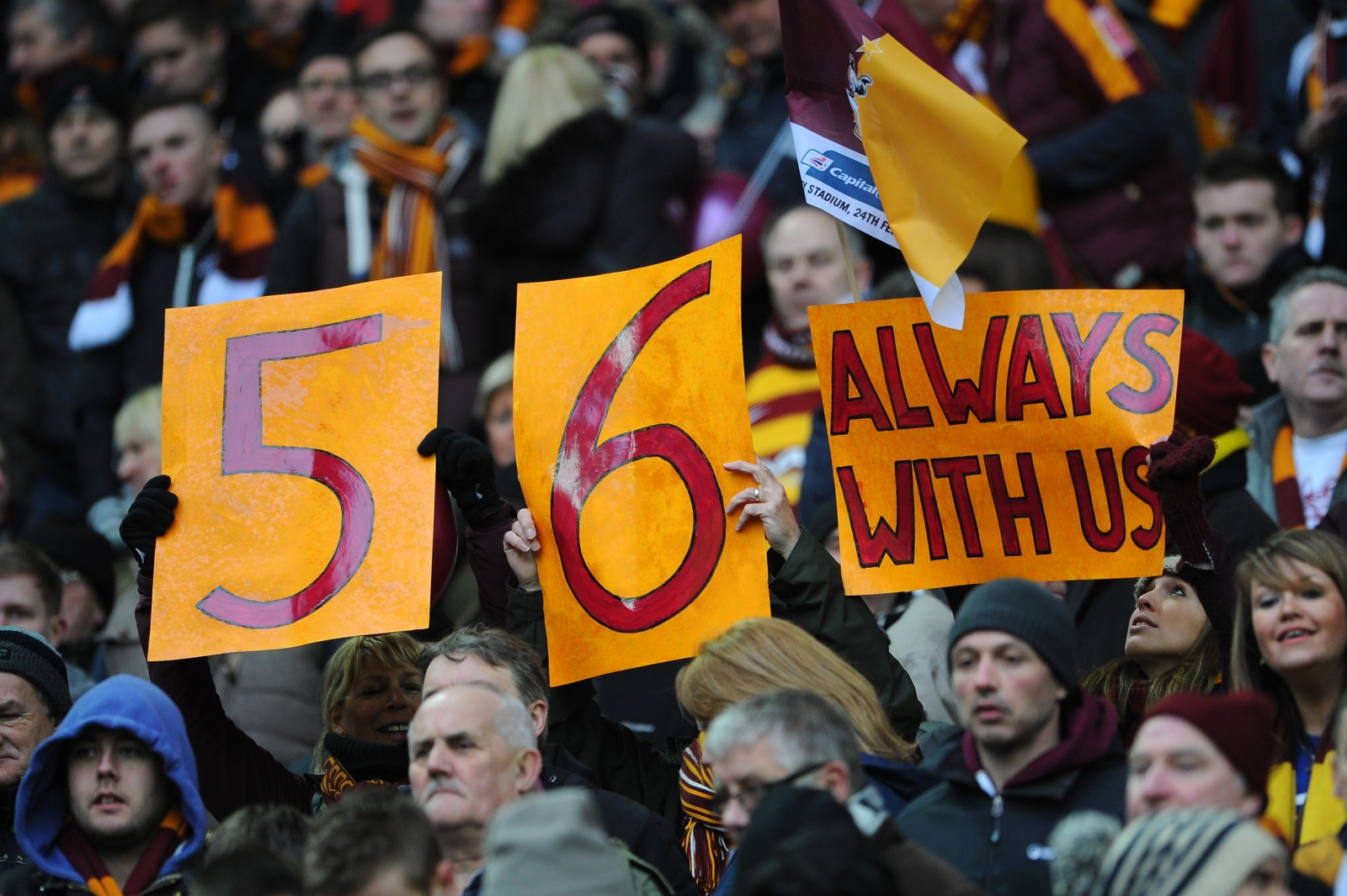 Bradford City fire: Police reveal who was responsible for ...