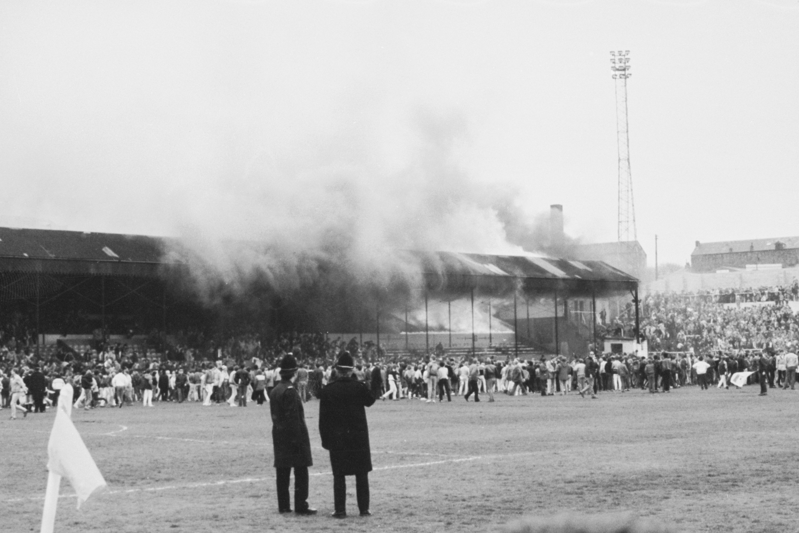 Bradford City stadium fire