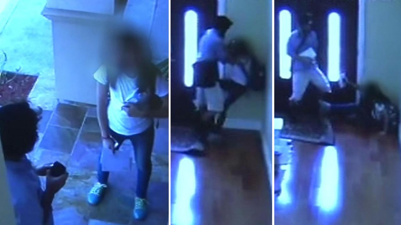 teen fights off attacker