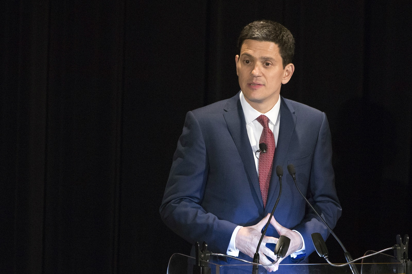 David Miliband to return?