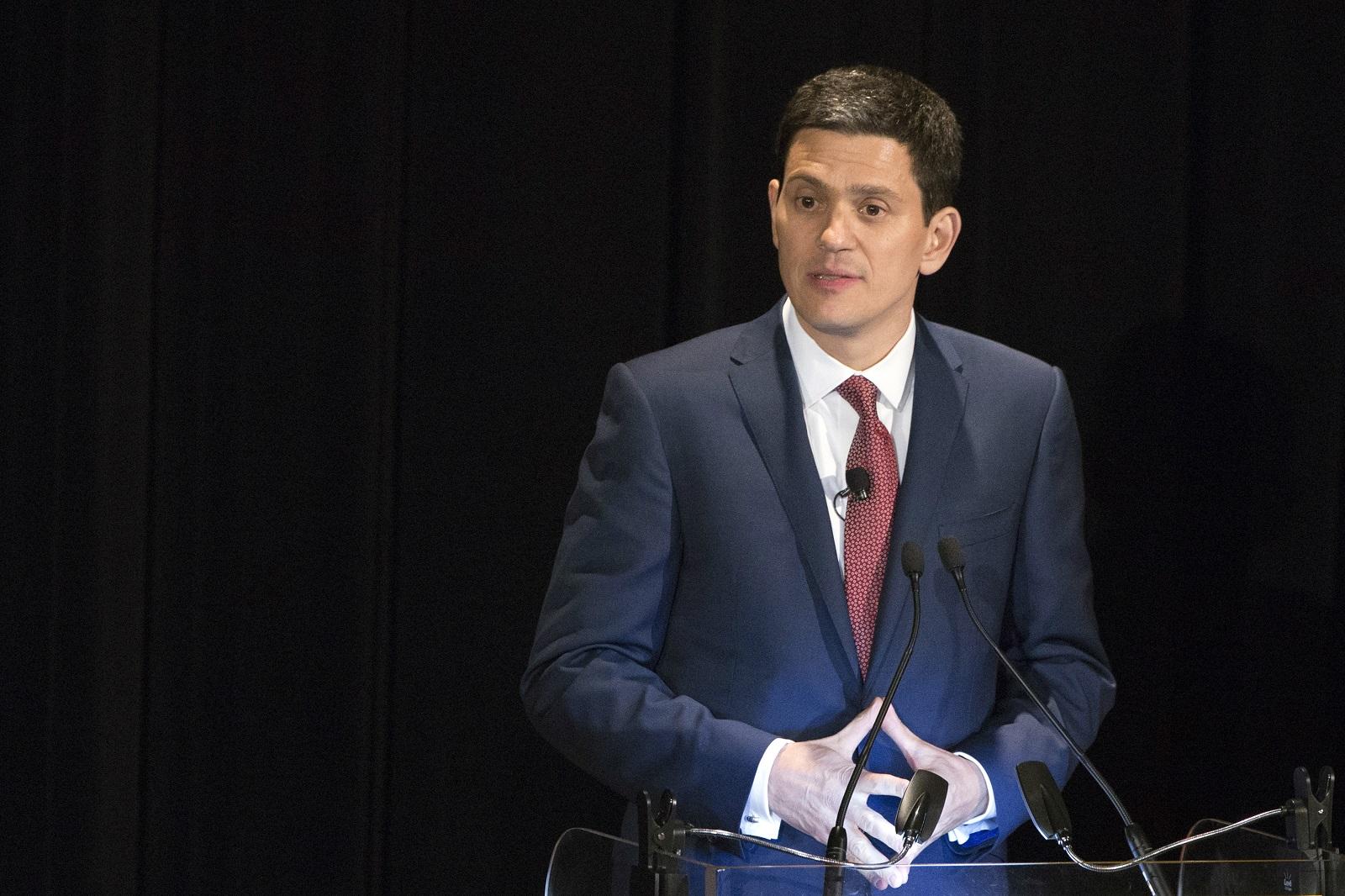 David Miliband to return?