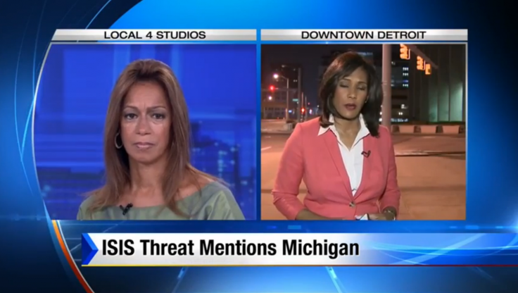 Detroit TV news anchor in hot water with local Muslims after