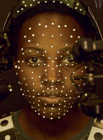 Star Wars 7: Leaked Lupita Nyong'o image
