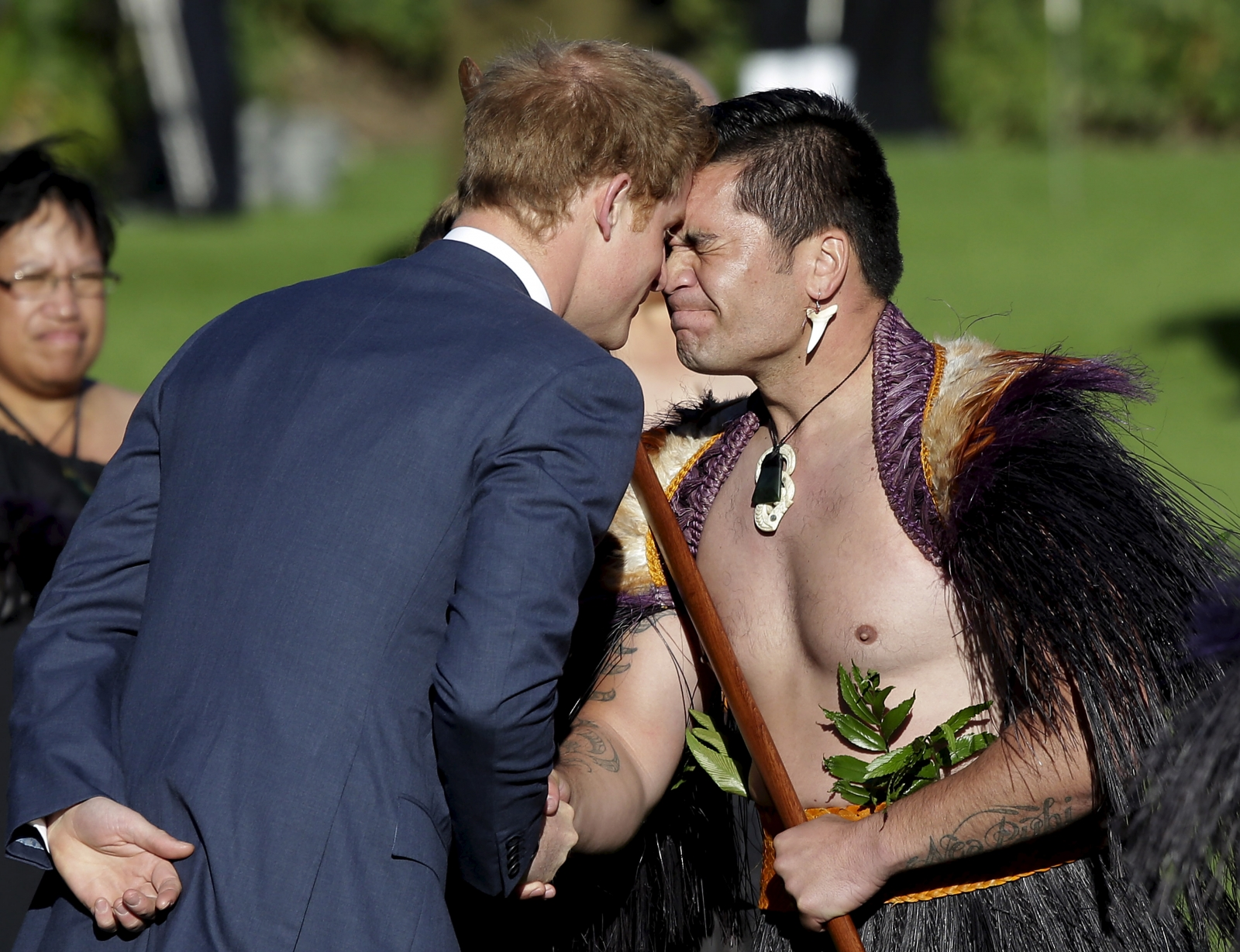 prince harry new zealand