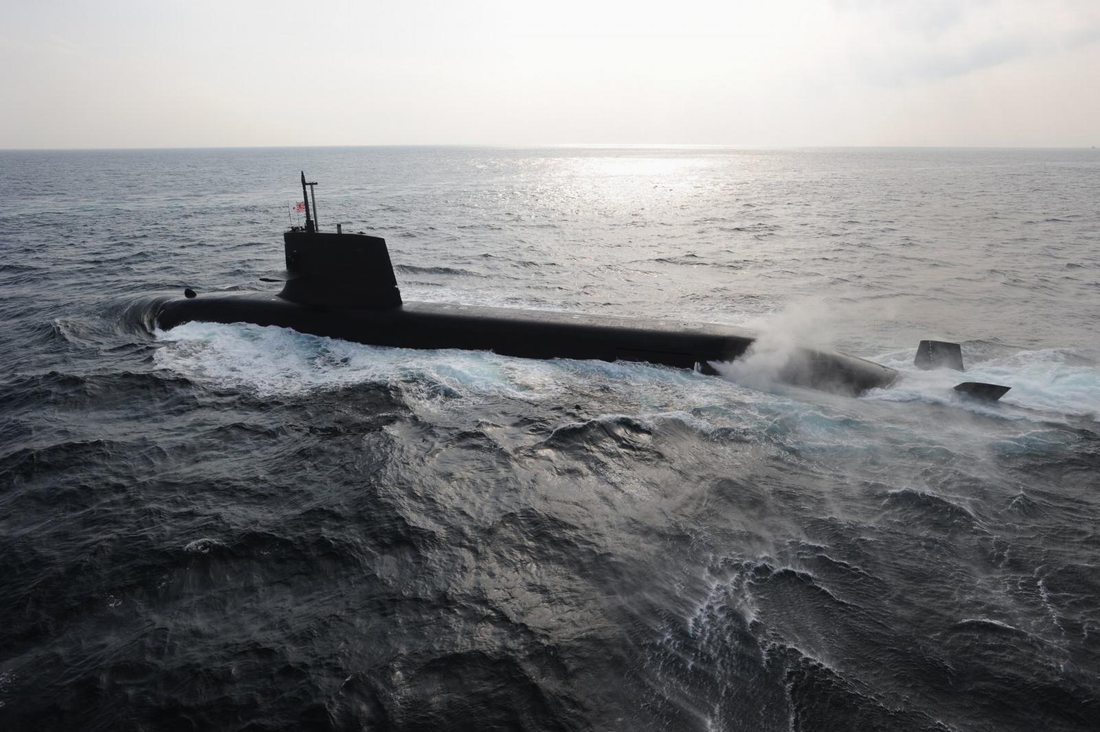 Soryu submarine