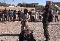 Isis beheading video Homs