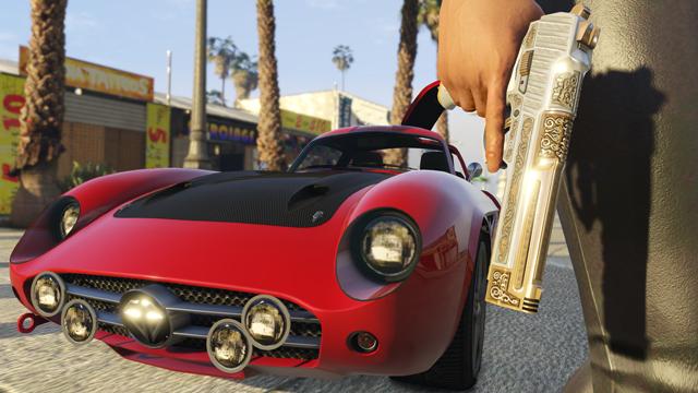 GTA 5 PC Mods