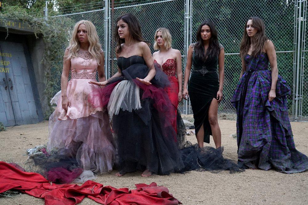 Pretty Little Liars Season 6 Premiere