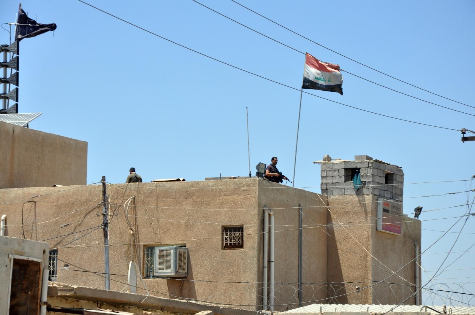 Prison in Iraq's Diyala province. More than