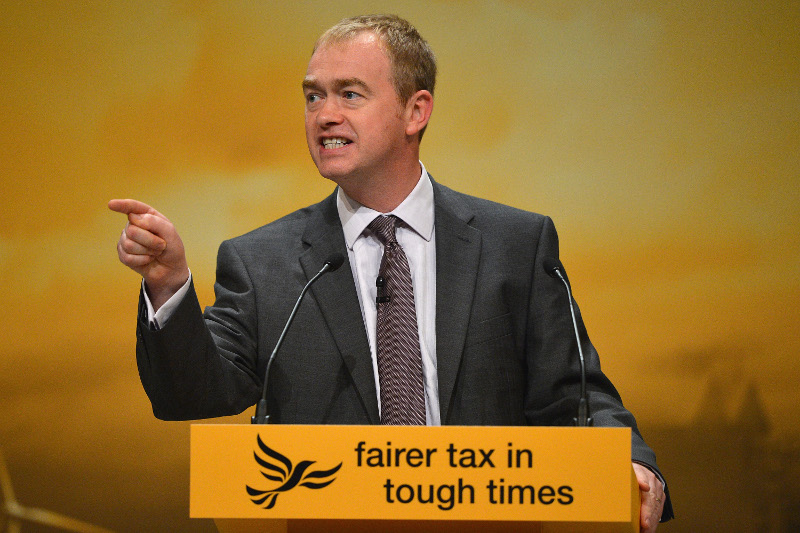 Tim Farron Liberal Democrat MP